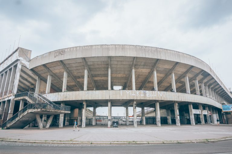 Great Strahov Stadium, Prague, Czech Republic